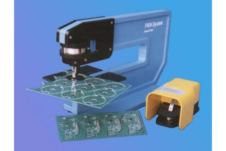 PUNCH FOR TAB ROUTED PCB